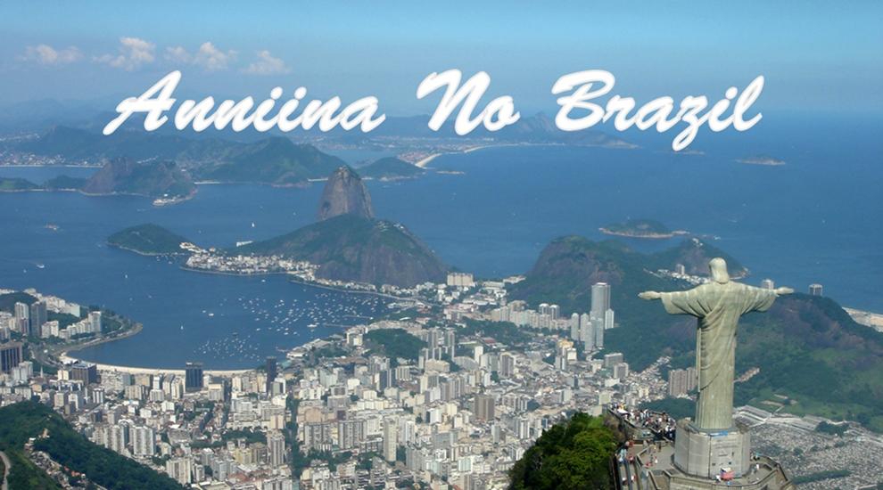 Anniina No Brazil