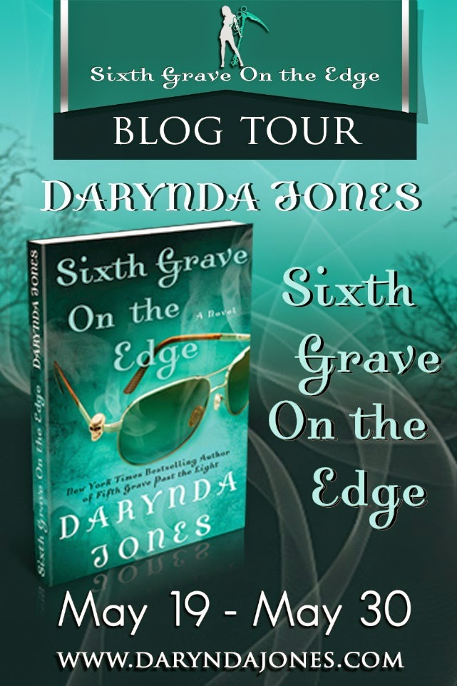 Sixth Grave On the Edge Blog Tour