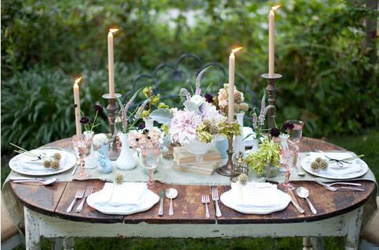 8 ideas para una boda shabby chic   bodas con detalle   blog ...