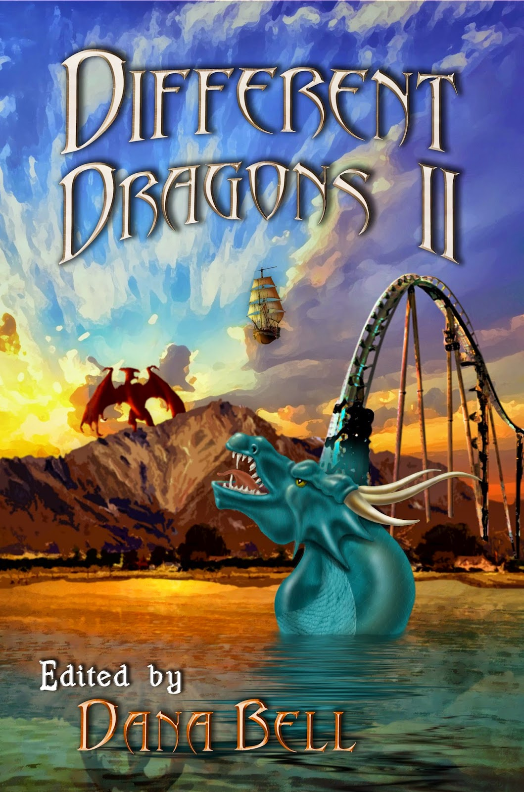 New Release: Different Dragons II