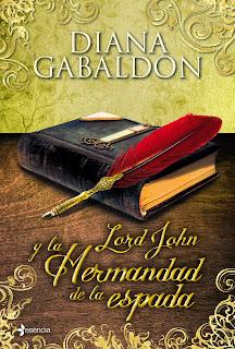 Lord John y la hermandad de la espada de Diana Gabaldon