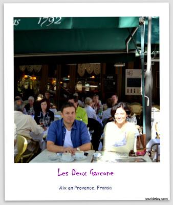 Aix en Provence, Fransa, gezidetay