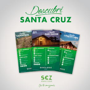 DESCUBRÍ SANTA CRUZ