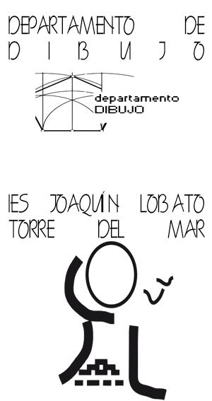 IES Joaquín Lobato Departamento de Dibujo