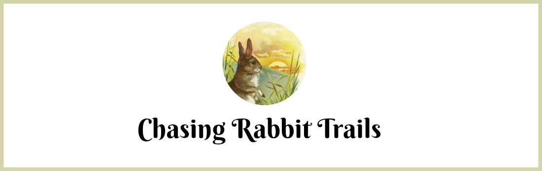 Chasing Rabbit Trails
