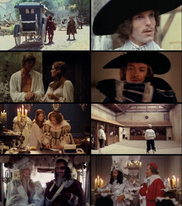 The Three Musketeers 1973 Dual Audio Hindi 480p BRRip 300mb