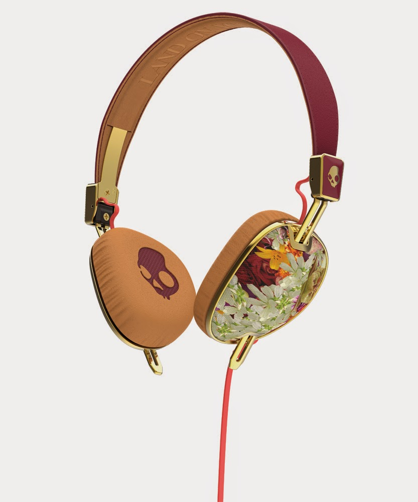 Skullcandy Navigator Knockout Rose Gold
