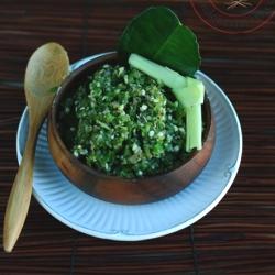 what is sambal andaliman