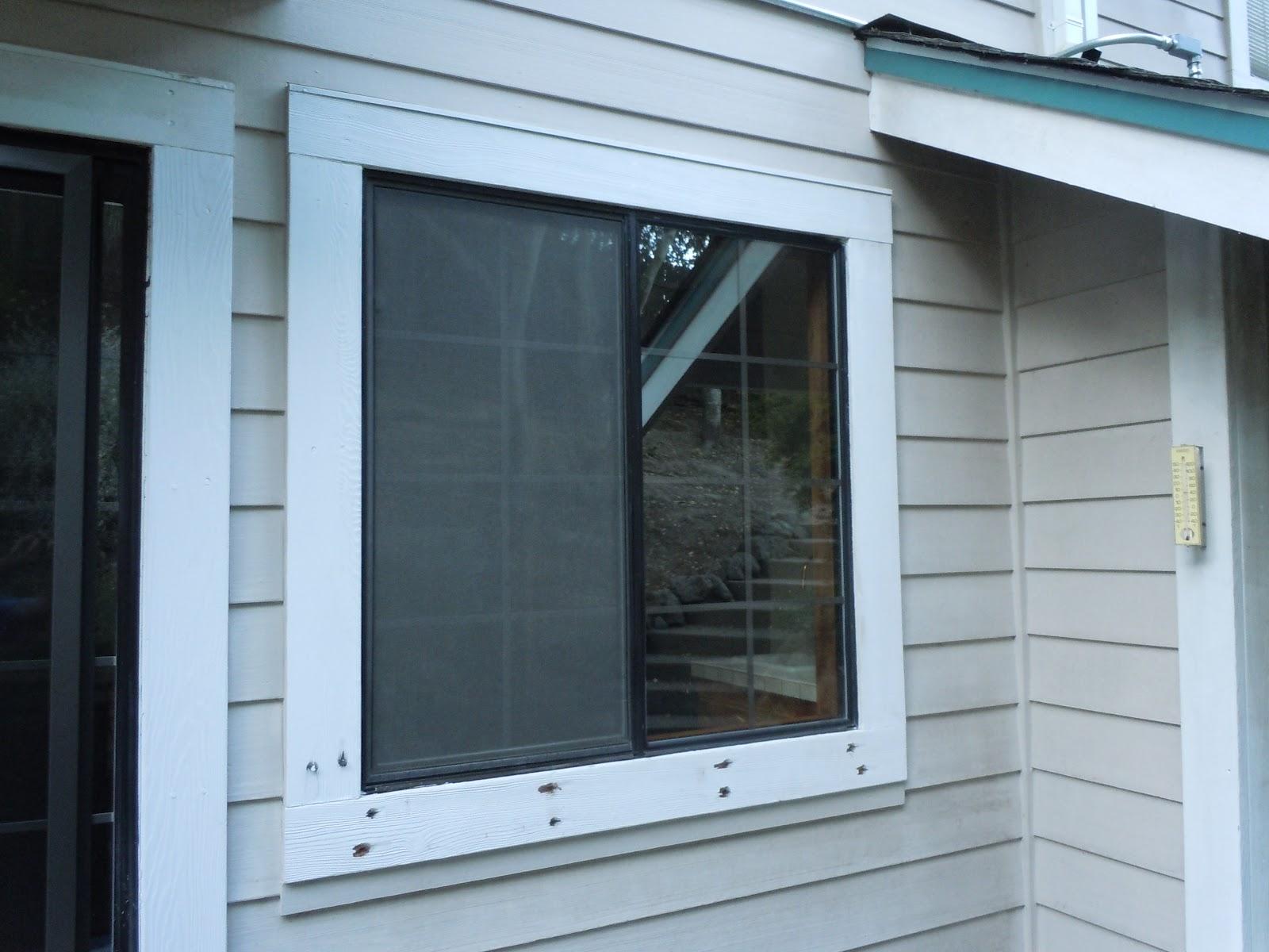 aluminum window  old aluminum window removal