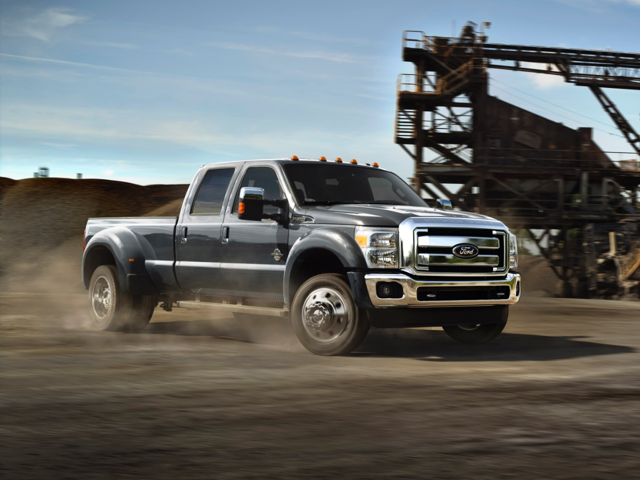 2015 Ford F-Series Super Duty Updates