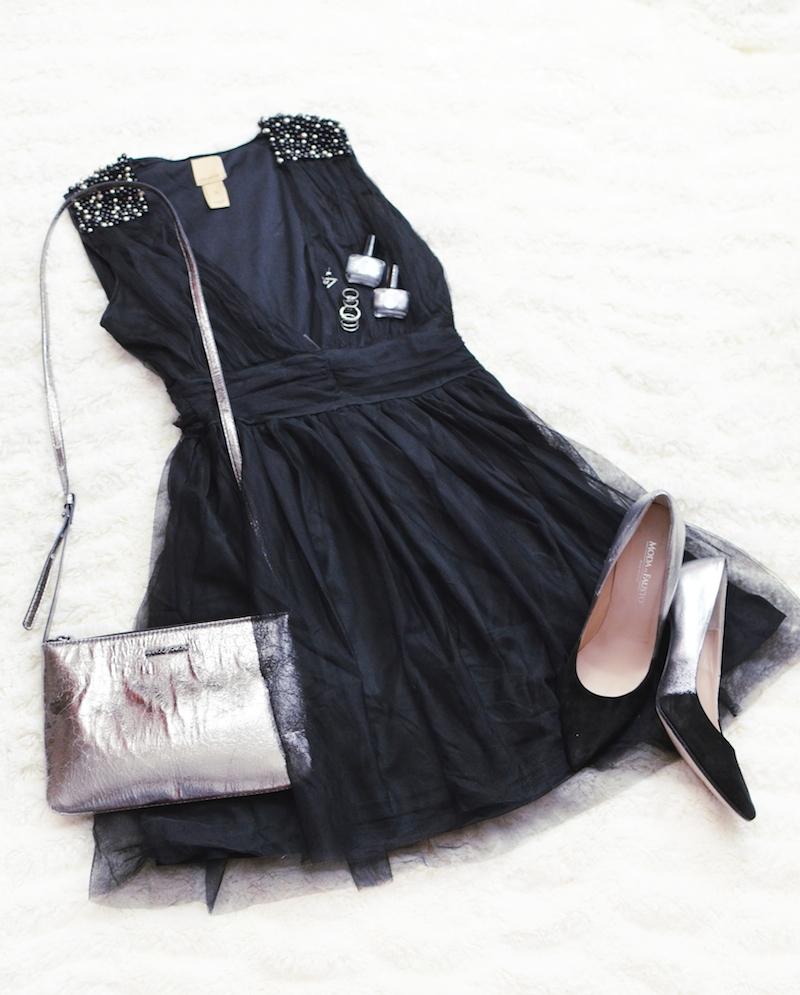 Ball_Outfit_kurzes_Kleid