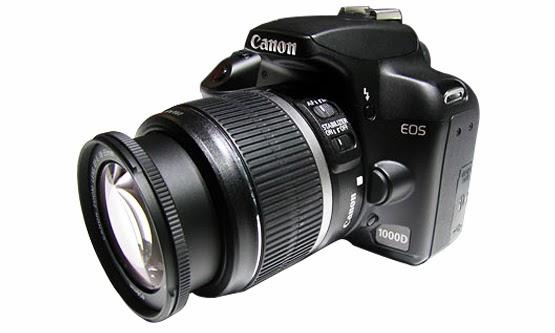 Pengalaman Memakai Canon 1000D Selama 7 Tahun