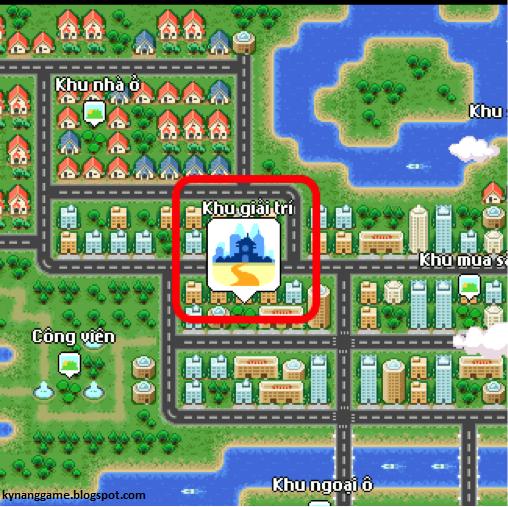 Chơi game trong game avatar