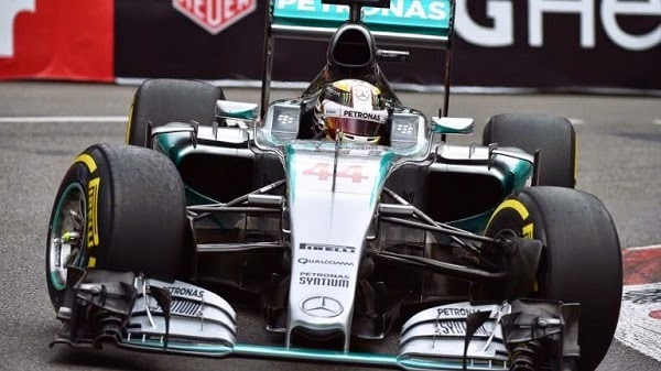 Gran Premio de Mónaco 2015