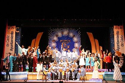 Salimos del euro coro cuartos de final coac 2016 for Cuartos de final carnaval 2017
