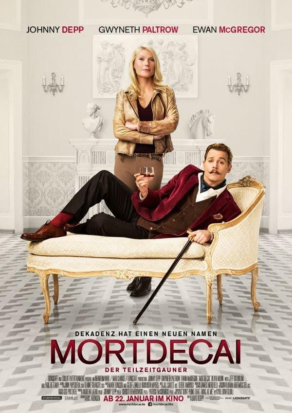Mortdecai - Der Teilzeitgauner