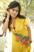Madhumitha photos in yellow-thumbnail-2