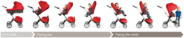 The Stokke Xplory