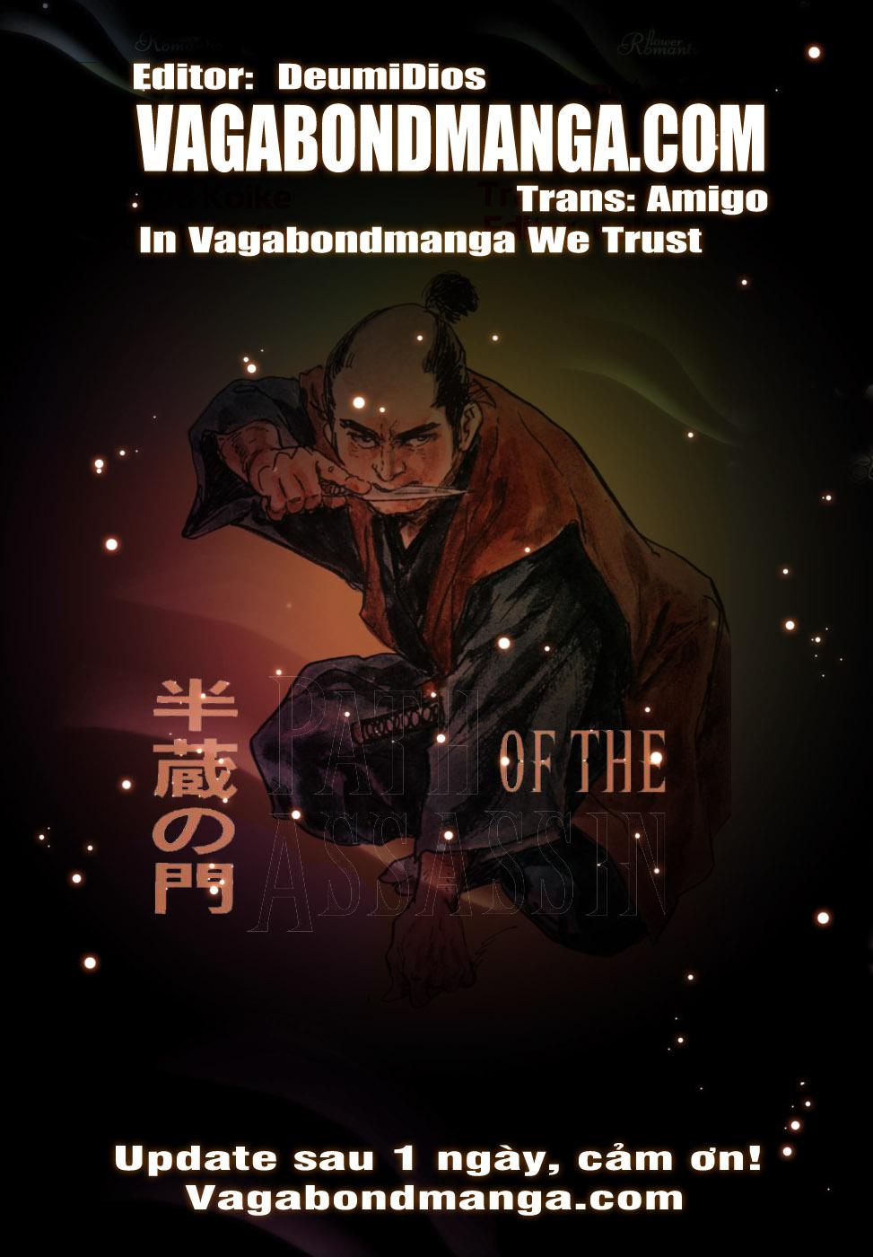Hanzou no Mon, manga, võ thuật, lịch sử
