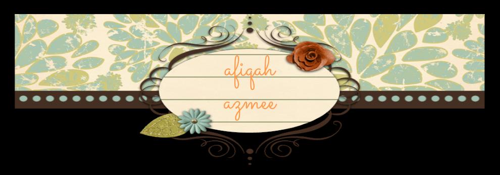 afiqah azmee