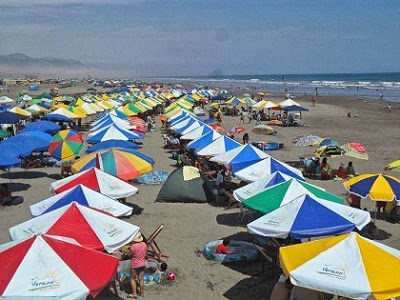 playa punta de bombon