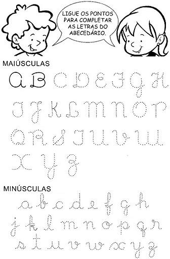 Categories Caligrafia   Exerc  Cios   Trabalho   Letra Cursiva