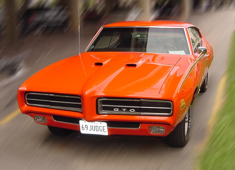 Carros E Cia Pontiac Gto The Judge