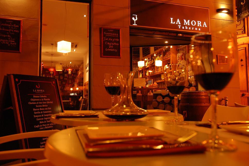 Mondo redondo valencia mucho m s que paella y luz - Restaurante tastem valencia ...