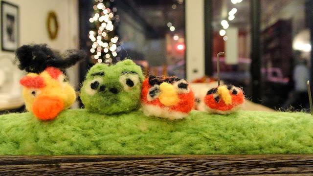 Simon's Angry Birds