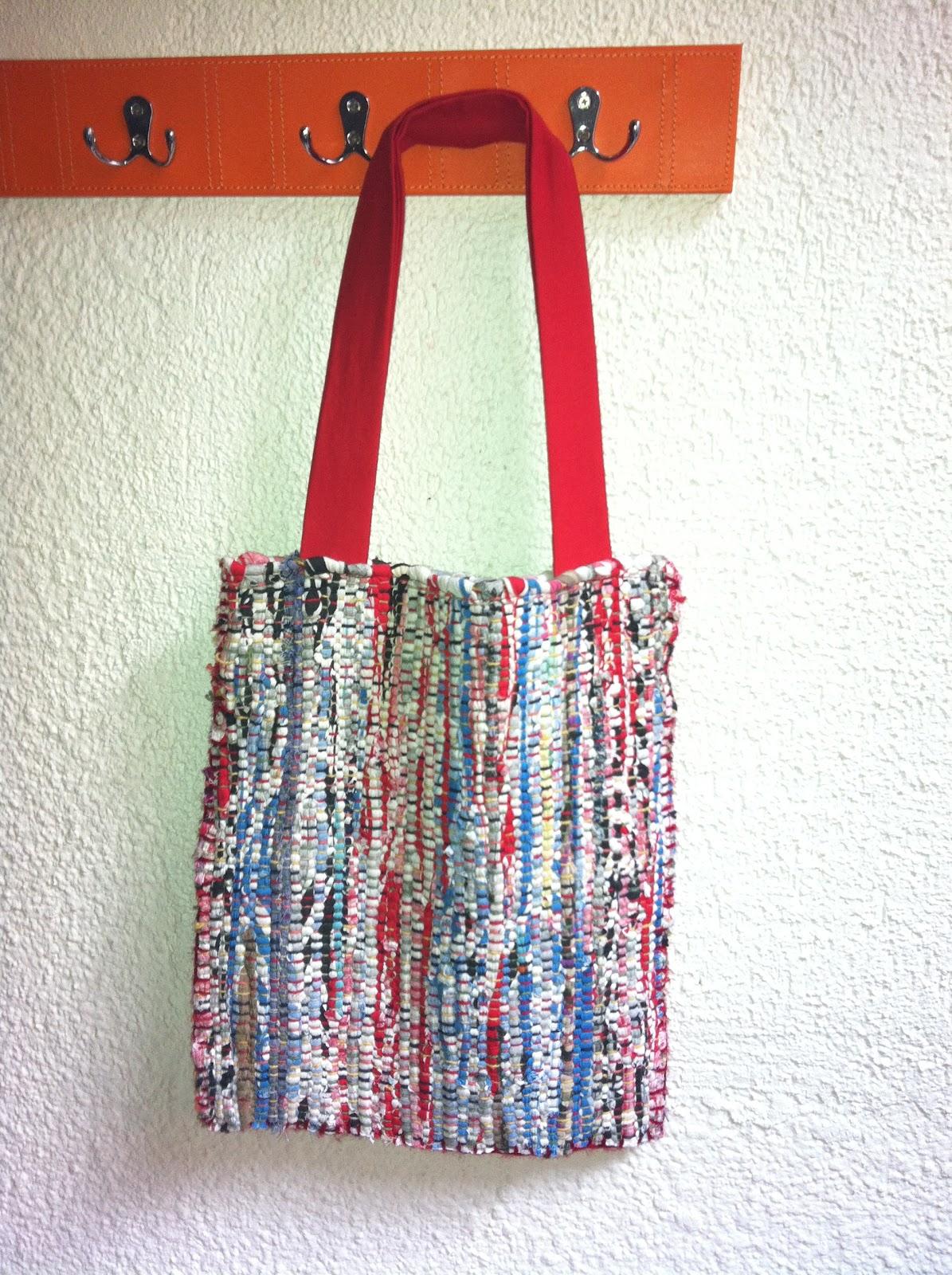 Taller popelina bolsos de tela - Bolsos de tela hechos en casa ...