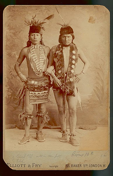 Black Elk and Elk of the Oglala Lakota, Okres ochronny na czarownice, Carmaniola