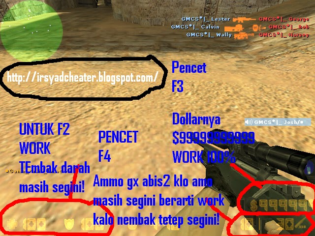 Irsyad Cheater