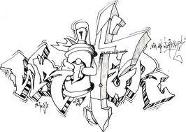 Graffiti Fonts February 2011