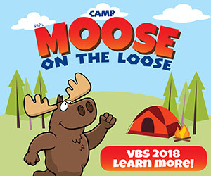 VBS 2018 Camp Moose on the Loose