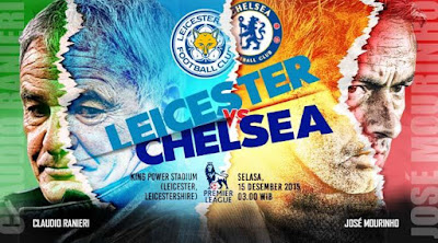 Leicester City Vs Chelsea: Perang Dingin di King Power