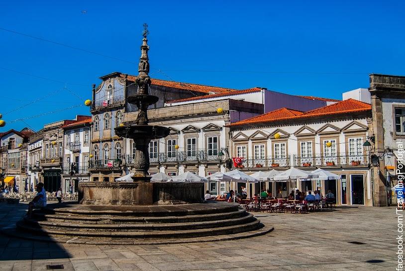 Praça da Republica Viana do Castelo