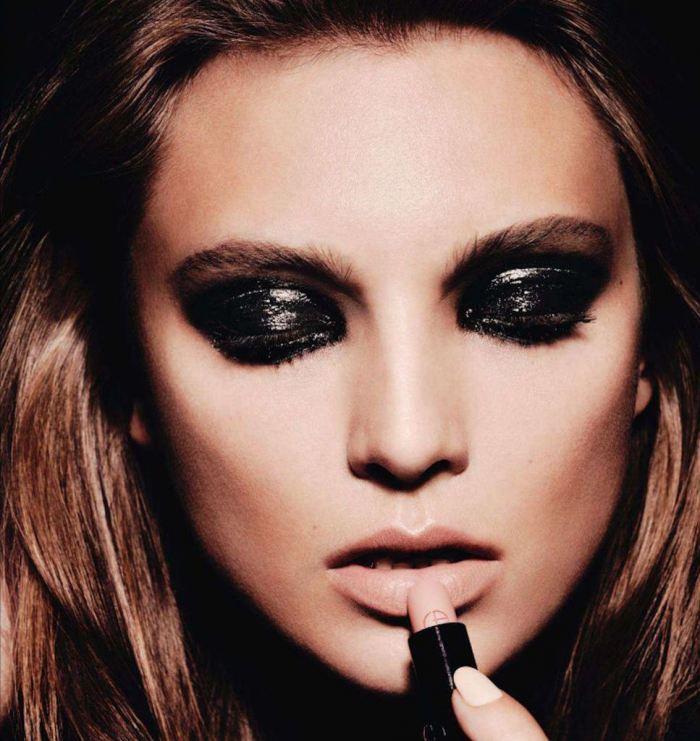 Amore Beauty Fashion: AMORE (Beauty + Fashion): B L A C K Magic