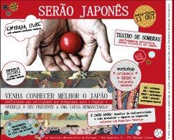 SERÃO JAPONÊS > 11 de OUTUBRO
