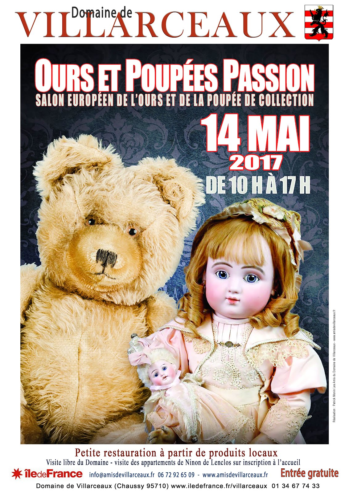 Salon International de l'Ours et de la Poupée de collection