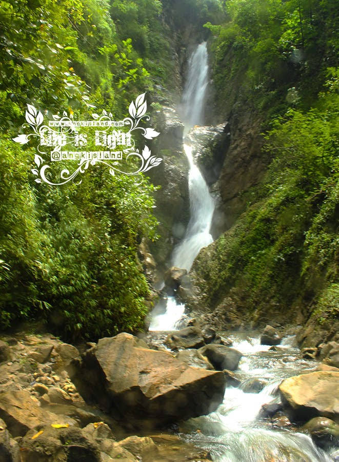 Air Terjun Silangit