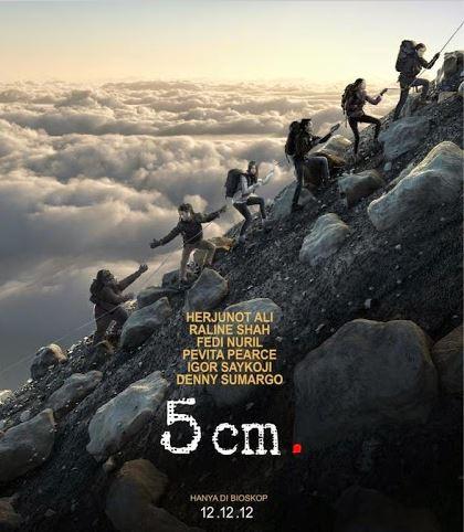 Pelajaran dari Film 5 cm