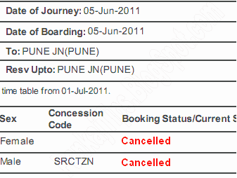 irctc cancellation charge increased
