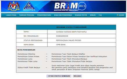 permohonan BR1M