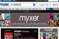 Myxer: ringtones,videos, wallpapers y mucho más