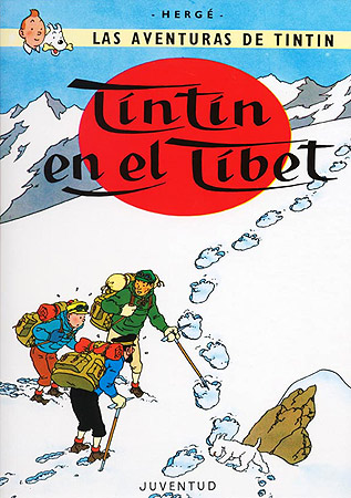 Tintn en el Tibet
