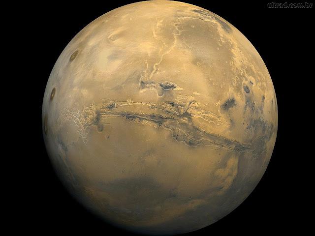 Saiba como se inscrever para viagem até Marte