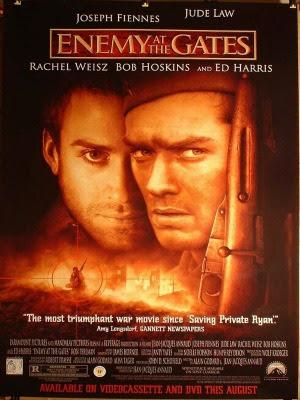 Kẻ Thù Trước Cổng Vietsub - Enemy At The Gates Vietsub (2001)