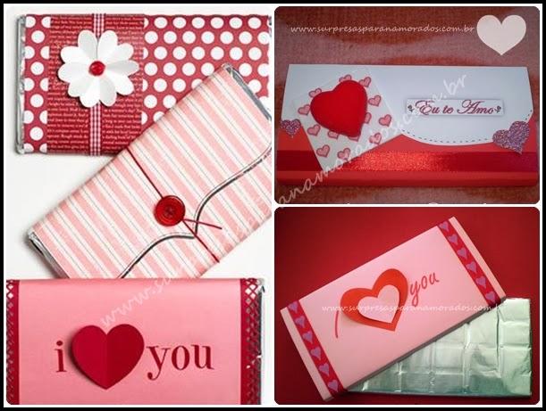 barra chocolate personalizada para namorado
