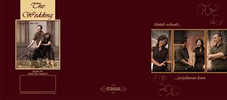 Contoh Desain Template Undangan Perkawinan Kawinan Kristen Terbaru