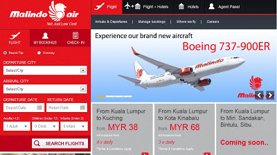 Penerbangan Malindo, tambang murah Penerbangan Malindo, website Penerbangan Malindo